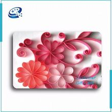 Credit Size Plastic Card Making Embossing Machine