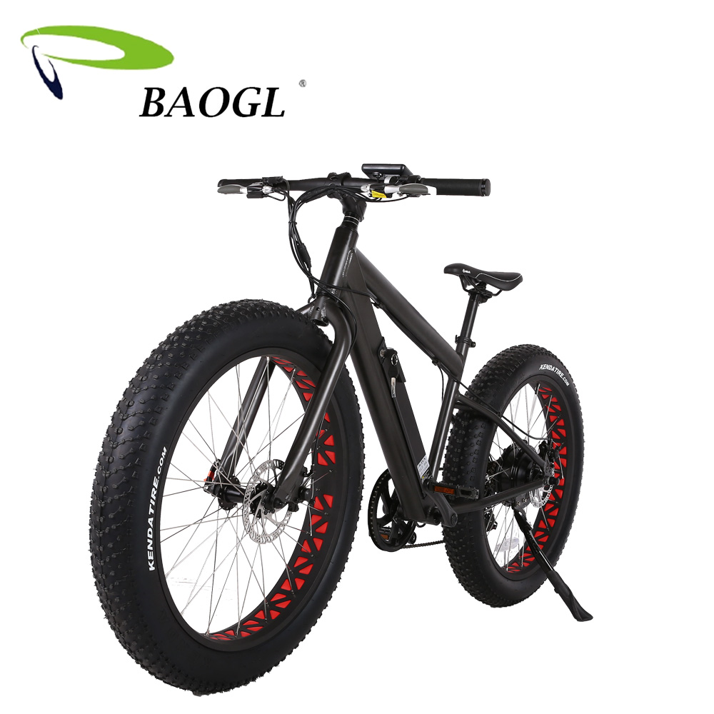 Special Design Widely Used Fat Tire Electric Bike For Sale