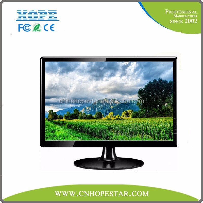 19/22/23/24 Inch 16:9 screen lcd monitor