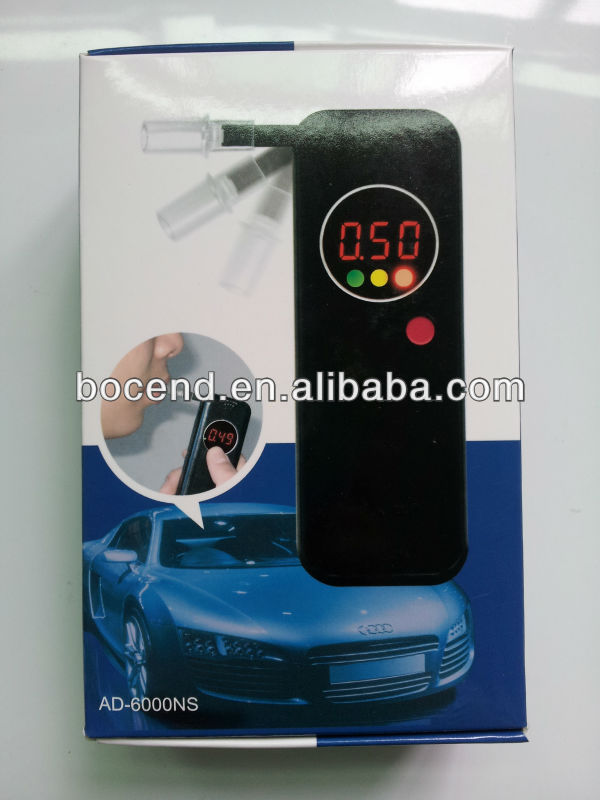 BCD-103 2013 New product coin operated alcohol tester