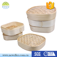 electric Trade Assurance Supplier dumpling food steamer in colored box