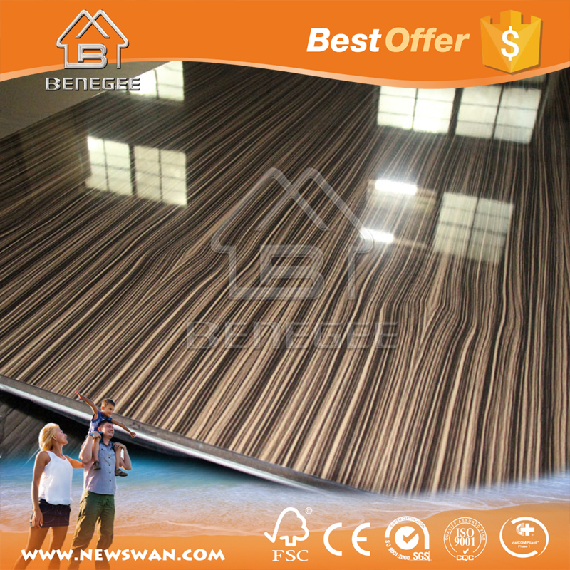 MDF wood factory/ mdf board thickness
