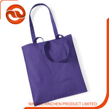 Personalized logo cotton tote bag/promotional cotton shopping bag on sale