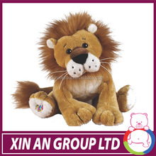 OEM EN71 2 3 Plush Soft Toy Seat Pet LION