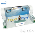 Detian Offer exhibition booth display stand fair sales booth exhibit display
