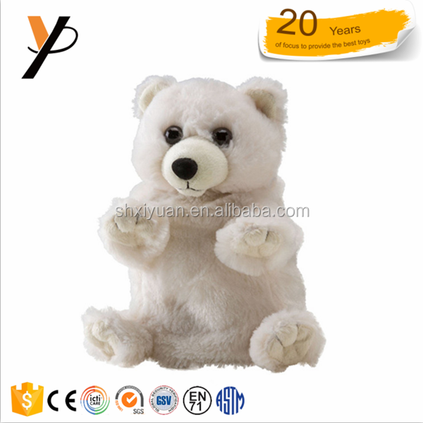 Promotional animal toys kid mini animals small plush bear toy