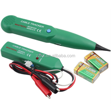 Network Cable Tester Electric Wire Line Finder Tracker MS6812 CE EMC