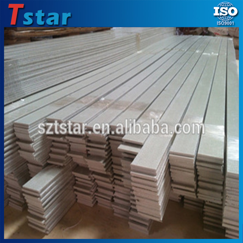 Epoxy resin fiberglass flat bar strength fiberglass flat bar for bow limbs