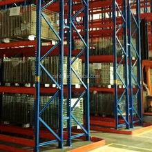 Multi-tier powder coating Q235 steel industrial durable Heavy duty storage <strong>shelf</strong>