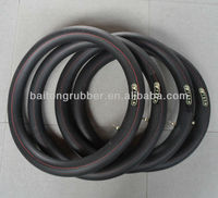 natural motorcycle inner tube 3.00-17