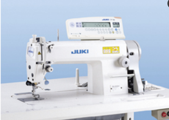 used juki DDL-5550N-7 industrial sewing machine