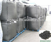 Powder coal based activated carbon