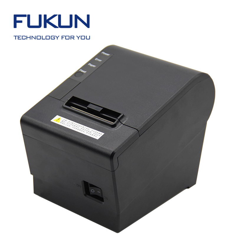 USB+COM 58 Cinema Ticket Printer 58mm Mini Thermal Printer Auto Cut