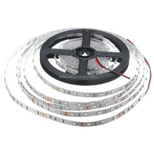 IP65 Waterproof 300leds/5M SMD 3528 RGB LED Strip Flexible Diode Tape 12V LED Ribbon 60LED/M sequential Led strip