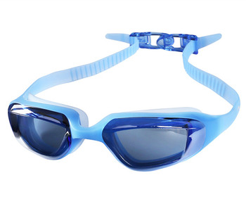 Unisex waterproof durable wholesales anti fog swimming goggles