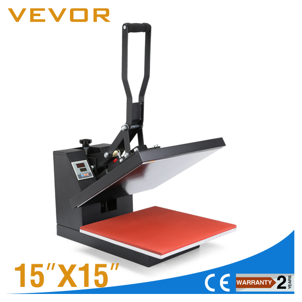 Vevor heat transfer t shirt printing machine for plastic for Thermal transfer printing equipment for t shirt