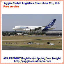 cheap air freight from china to Spain for pet products tooth brush air logistics