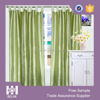 polyester loop waterproof window curtain, window curtain from china