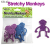 Last Fashion Sticky Toys Stretchy Monkey