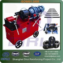 Most popular europe product 200mm chinese construction equipment thread rolling machine price