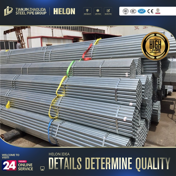 schedule 40 erw pipe ! zinc painting steel pipe s235jr material hot dipped galvanized steel pipe