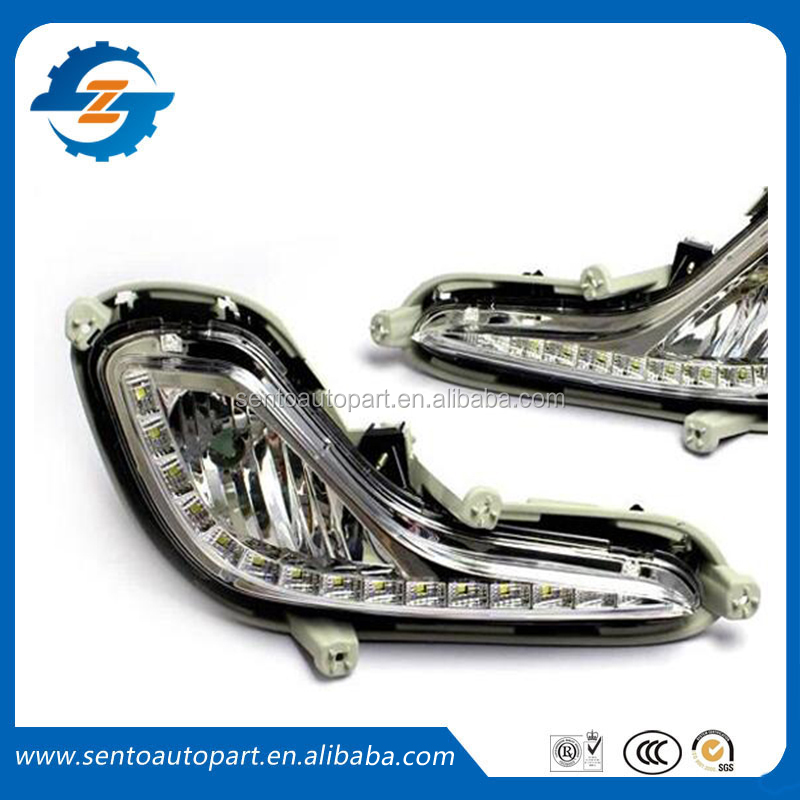 High quality For Accent parts LED Daytime Running Light, LED DRL 2013-2015