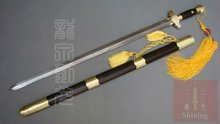 Antique Chinese Dragon Swords