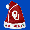 NCAA 2016 University of Oklahoma Sooners Santa Hat