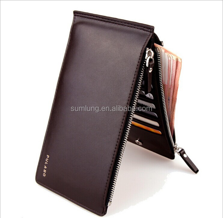 RFID wallet PROTECTS your Credit Card, Debit Card, ID Card from Identity Theft and Electronic Pick pocketing. Scan Block