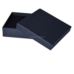 Luxury book shaped chanpagne guess packaging gift box