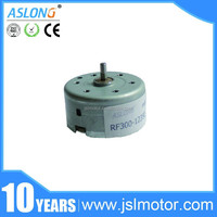 durable ASLONG micro dc motor solar powered electric motor