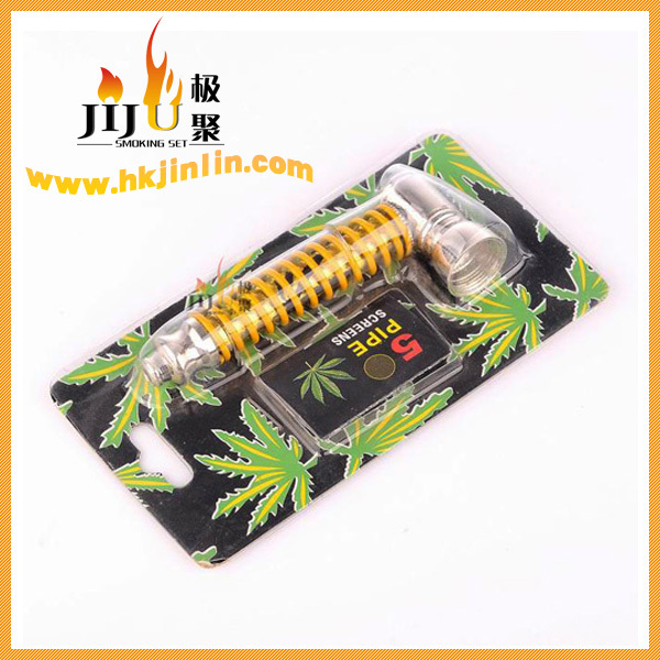 JL-014 Yiwu Jiju Wholesale Free Pipe Smoke Tobacco