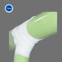 Sewer Pipe Industrial Fiberglass Cast Tape 2 Inch 4 Yards Adhesive Bandage polyseter based patch to stop pipe leakages