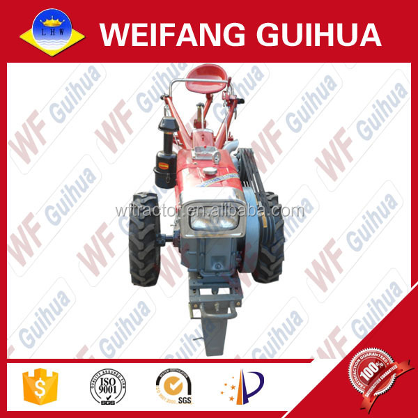 cheap price 12 hp - 18 hp diesel engine DF walk behind tractor