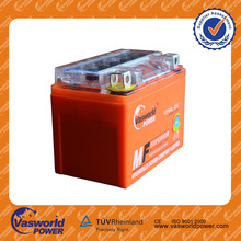 vasworld power Wholesale 3ah,4ah,5ah,7ah,9ah, 12Ah 12v gel motorcycle battery