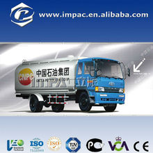 high quality with cheap price chemical tanker truck