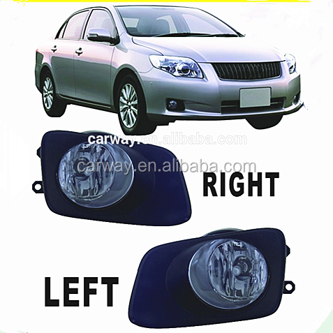 For TOYOTA COROLLA /AXIO/FIELDER 2007 oem auto fog lamp light