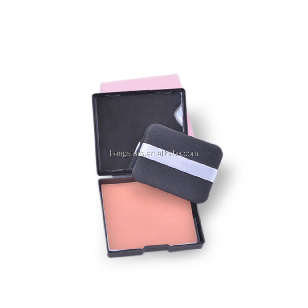 Meidao Small pocket travel plastic case mirror blotting paper for makeup