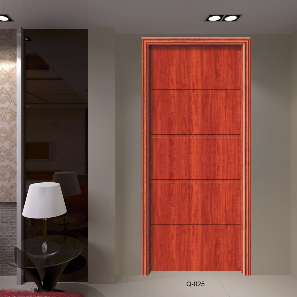 New <strong>products</strong> 2016 Simple Design Interior Room Door Design MDF