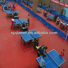 pcv indoor sports floor for table tennis