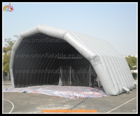 factory directly sell pvc inflatable carport garage tent from China