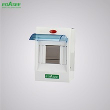2,4,6,8,10,15,18,24,36poles New design distribution box (full plastic) family indoor main switchboard plastic box