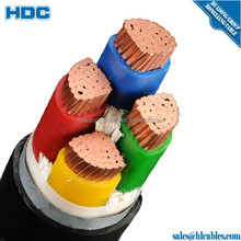 Copper XLPE insulated 70mm2 underground Power transmission Cable insulated copper cable Power cable