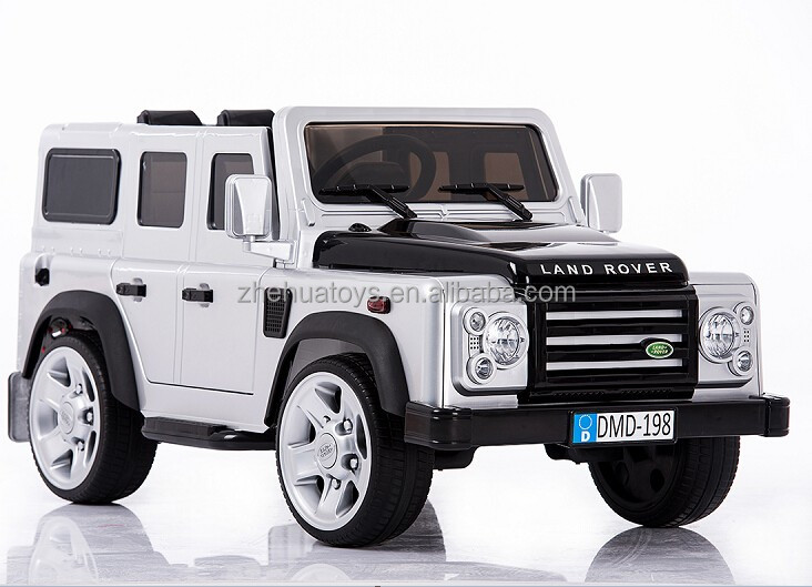 Top one selling kids electric cars for 10 years old,Land Rover 12V licensed ride on car