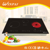 Wholesale three burners electric built in induction infrared cooker