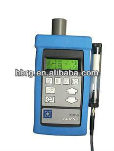 Handheld car gas analyzer