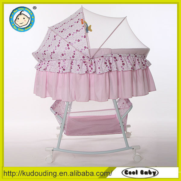 Popular breathable baby cradle