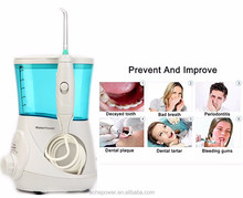 TOP RATED Water Flosser 10-160psi, FDA APPROVED, Rechargeable Oral Irrigator ELECTRICITY NEEDED - Best dental care made China