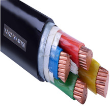 Low Voltage Power Extension Cable, Electric Cable Three/ Four Phase