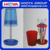 BA6925 Desk lamp shaped 2 in 1 toothbrush stand